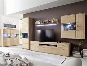 Schrank Für Wohnzimmer : lowboard eiche bianco massiv 214x56x52 tv m bel tv schrank wohnzimmer torrent 4 ebay ~ Eleganceandgraceweddings.com Haus und Dekorationen