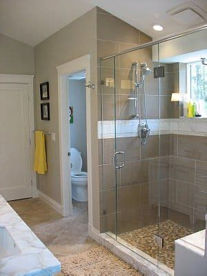 Bathroom Layout With Separate Toilet by Shower Slanted Roof Toilet Room For The