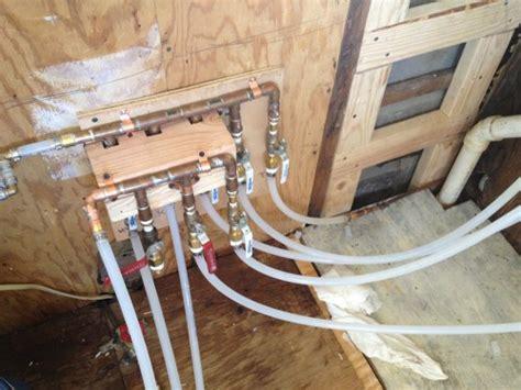 mobile home plumbing   bestofhousenet
