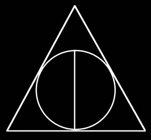 Deathly Hallows Symbol Always Wallpaper