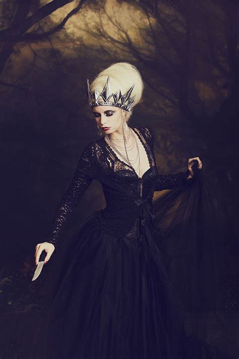 darkbeautymag evil queen photographerstylist