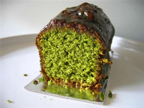 2 telematin cuisine cake au the vert