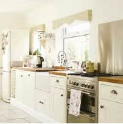 Country Kitchen Style For Modern House Modern Country Kitchen Kitchen Design Decorating Ideas Image