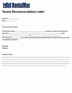 best photos of personal reference letter for tenant With character reference template for renting