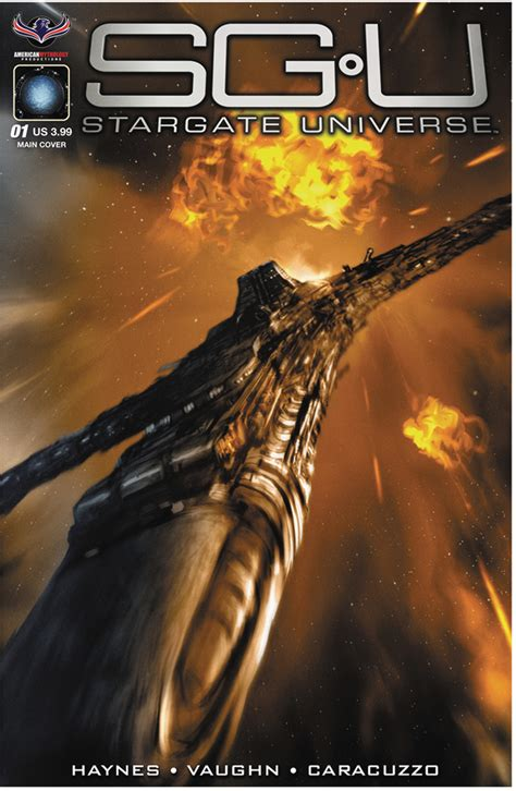 Stargate Universe: Back to Destiny 1 | SGCommand | Fandom