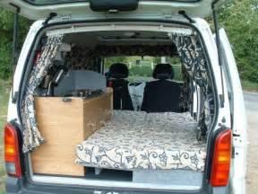 Small Conversion Van
