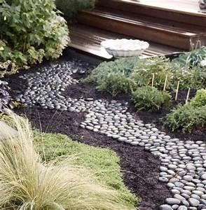 Déco Massif Avec Galets : deco jardin galet deco interieur design maison email ~ Dailycaller-alerts.com Idées de Décoration