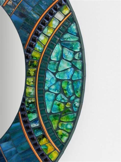 Spiegel Mosaik Wandgestaltung by Die 25 Besten Ideen Zu Mosaikspiegel Auf Lila
