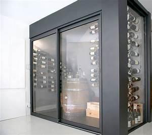 Cave À Vin Design : cave vin design c lony construction de cave vin design ~ Voncanada.com Idées de Décoration