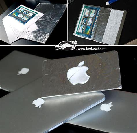 krokotak diy cardboard laptop