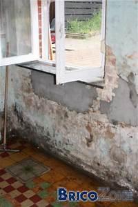 enduire un mur interieur With probleme d humidite mur interieur