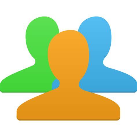 Users Icon  Flatastic 4 Iconset  Custom Icon Design