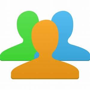 Users Icon | Flatastic 4 Iconset | Custom Icon Design