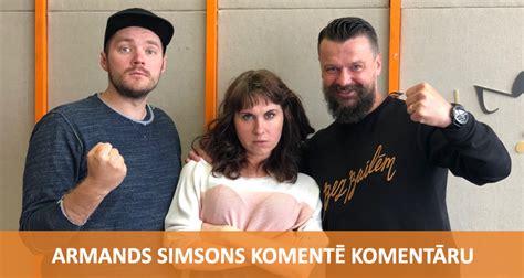 Komentē Komentāru - Armands Simsons | Radio SWH