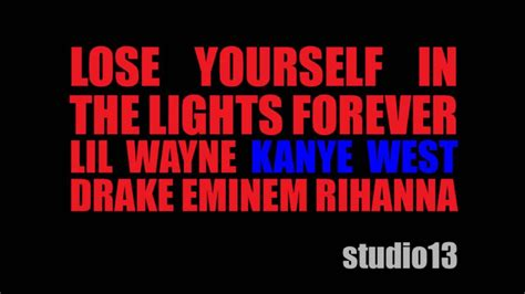 Lose Yourself In The Lights Forever [mashup/remix Feat