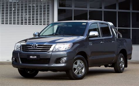 2019 Toyota Hilux Design And Release Date