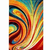colorful area rugs Home Dynamix Splash Multi-Colored Area Rug & Reviews | Wayfair