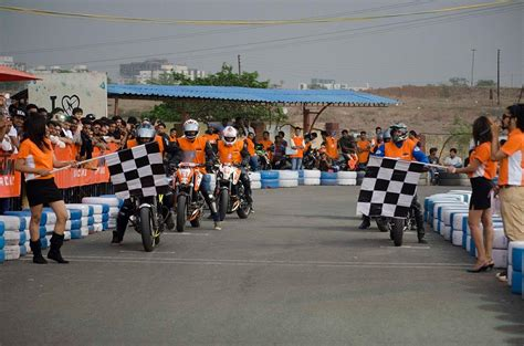 Ktm Orange Day Pune Edition Held
