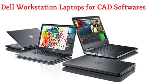 dell workstation laptops  cad softwares youtube