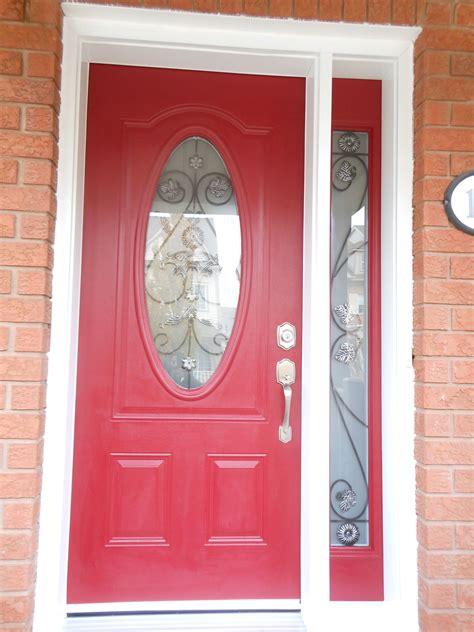 oval glass door  side lite front doors pinterest