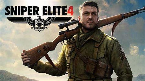 sniper elite  telecharger sniper elite  telechargement pc