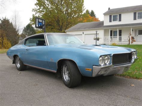 1970 Buick Gs Stage 1 455 Survivor For Sale  Buick Other