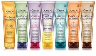 amazon com l 39 oreal paris evercurl hydracharge sulfate free shoo 8 5 fluid ounce hair