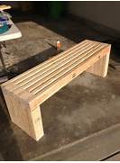 Outdoor Patio Furniture With Bench Seating by 25 Best Ideas About Wooden Benches On Pinterest Wooden Bench Plans Diy Wo