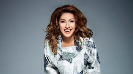 Cruise star Jane McDonald arrives in Aberdeen for 20th ...