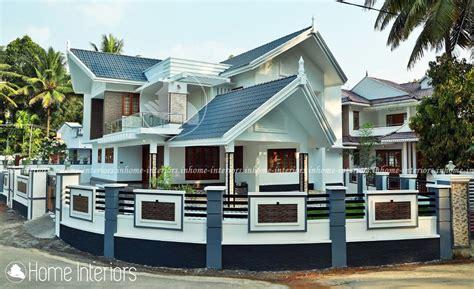 3000 square feet double floor contemporary home design