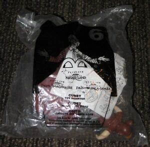 2002 Peter Pan McDonalds Happy Meal Toy - Return To ...