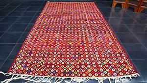 Grand Tapis Berbere : la tendance du tapis berb re en d coration d 39 int rieur ~ Teatrodelosmanantiales.com Idées de Décoration