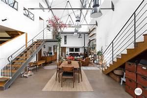 Deco Industrielle Atelier : decoration usine vintage ~ Teatrodelosmanantiales.com Idées de Décoration