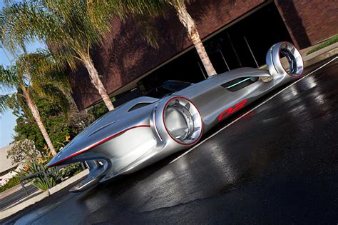 mercedes benz silver lightning mercedes benz silver lightning concept is out of this world
