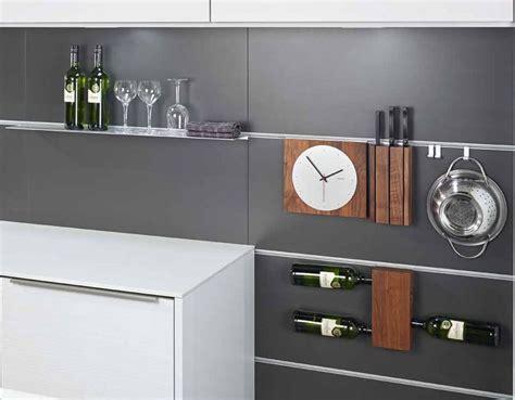 Einbauküchen Gmbh by Panel Nischensystem Mit Mehreren Neuen Funktionselemeten