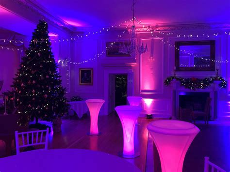 The Drawing Room at Christmas transformed from a civil ...