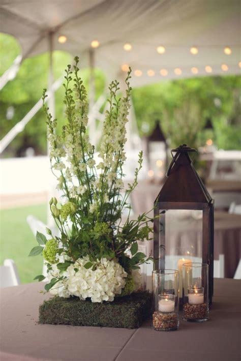 Rustic Wedding Lanterns