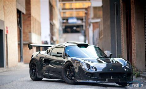 lotus exige sporting  hp audi turbo   carbon