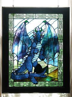 mystic moon media blogspot dragon decor living room