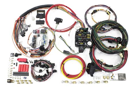 Automotive Wire Harnes Kit by 20130 26 Circuit Direct Fit Chevelle Malibu 1970 72 Wiring