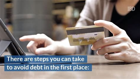 Unlike purchase transactions, a balance transfer often comes with a fee. Credit Card Debt: How To Tame It, How To Avoid Carrying A Costly Balance - YouTube