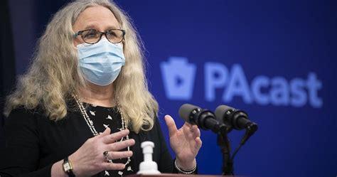 Joe Biden taps Pa. Health Secretary Dr. Rachel Levine to ...