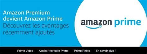 Amazon Prime Se Décline En Abonnement Mensuel