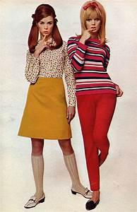 60s girl fashion | From seventeen magazine 1967 | Simon ...