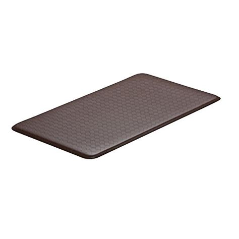 stand up desk floor mat sublime imprint anti fatigue stand up desk mat review