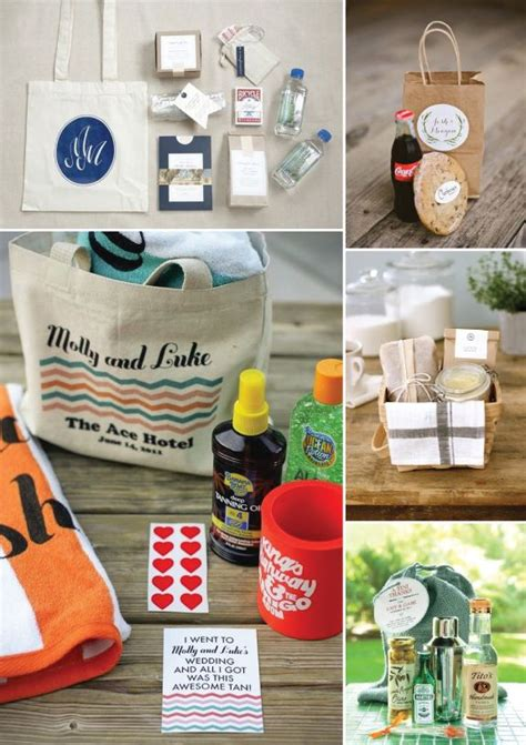 8 Ideas For Welcome Bags Bells Are Ringing Wedding