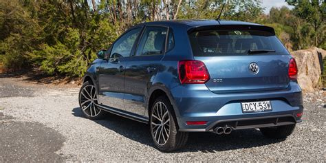 polo volkswagen 2016 volkswagen polo gti review caradvice