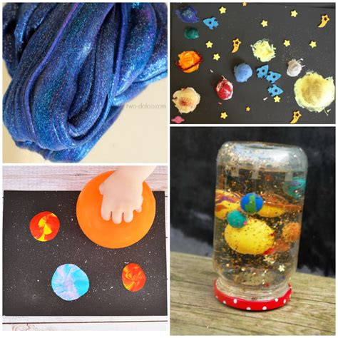 20 outer space crafts for i arts n crafts 420 | 12 Outerspace Kids Crafts