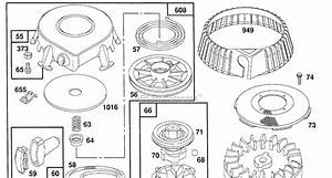 28 Briggs And Stratton Recoil Starter Assembly Diagram