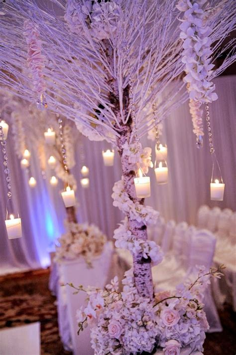 40 Best Trees Centerpieces And Decor Images On Pinterest
